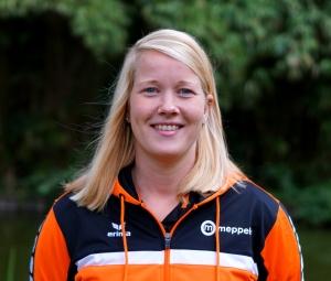 Liane van Elp (momenteel met zwangerschapsverlof)