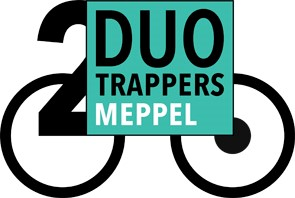 Duo trappers Meppel